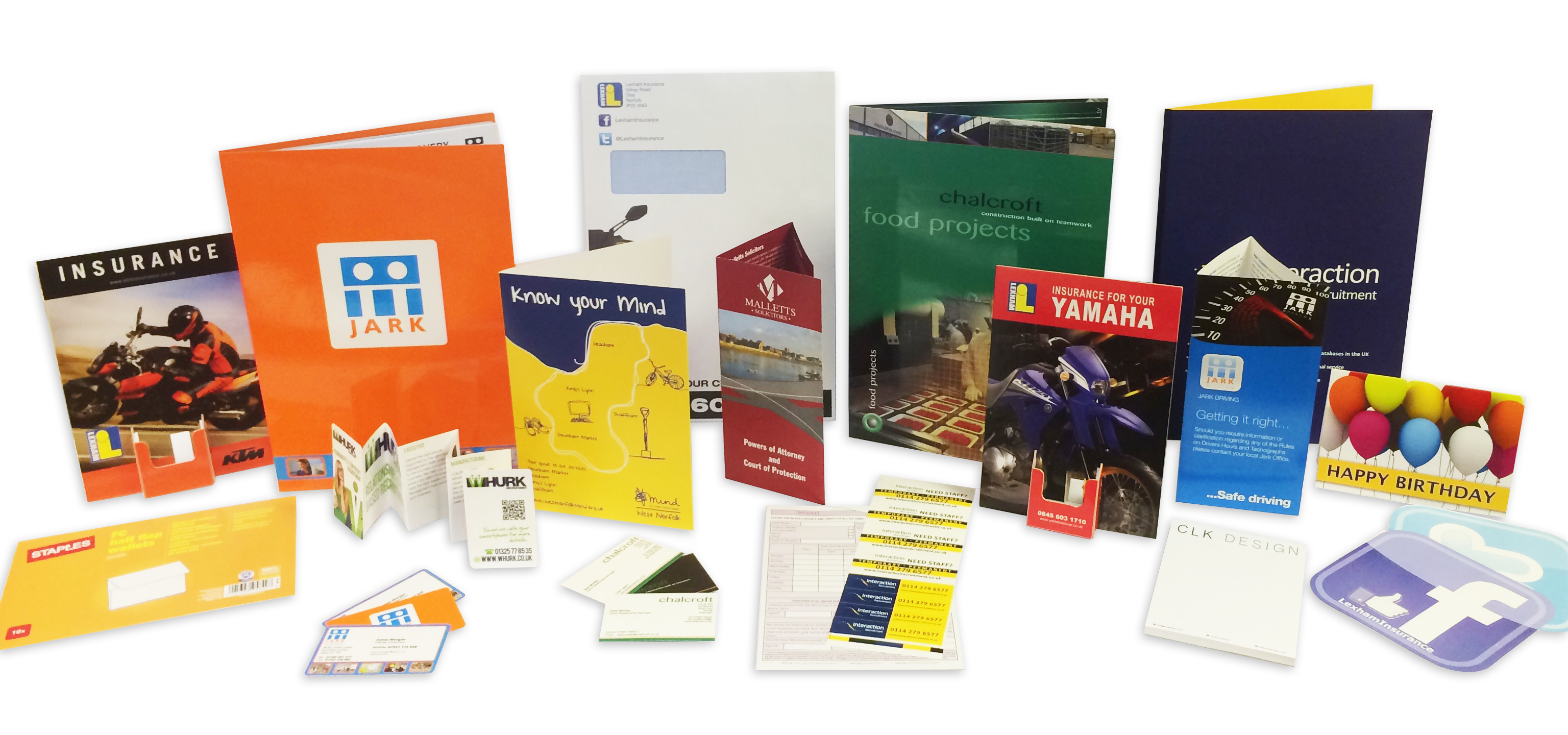 Sprint digital and lithographic printing service for Digital marketing materials